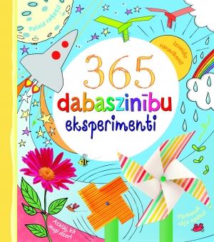 365 dabaszinību eksperimenti