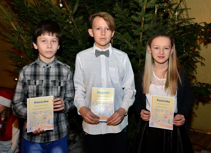 Elvijs Kristiāns Levčūns, Martins Nelsons, Heidija Ūberga 5.b