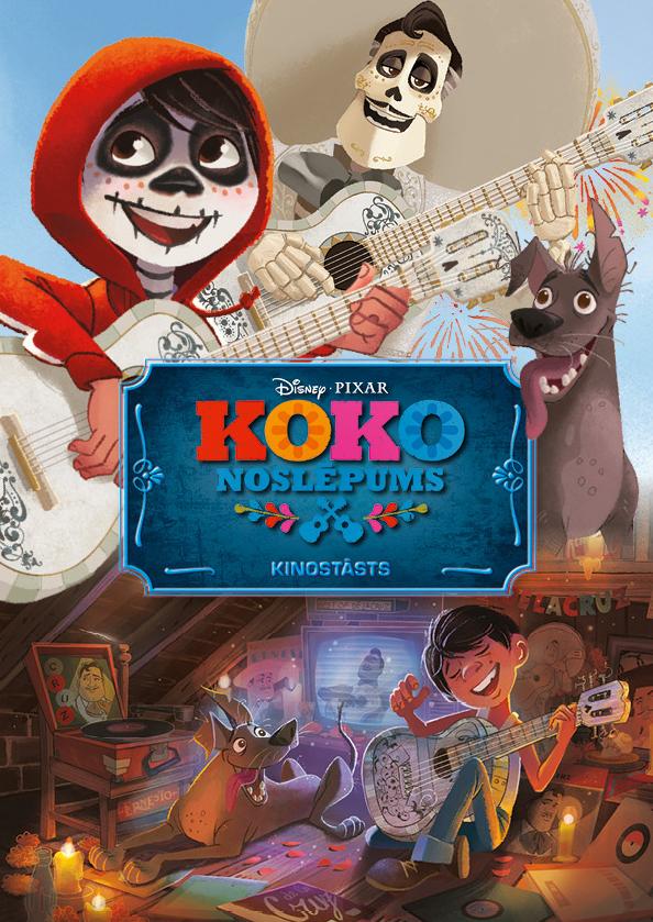 Koko noslēpums. Kinostāsts. Disney